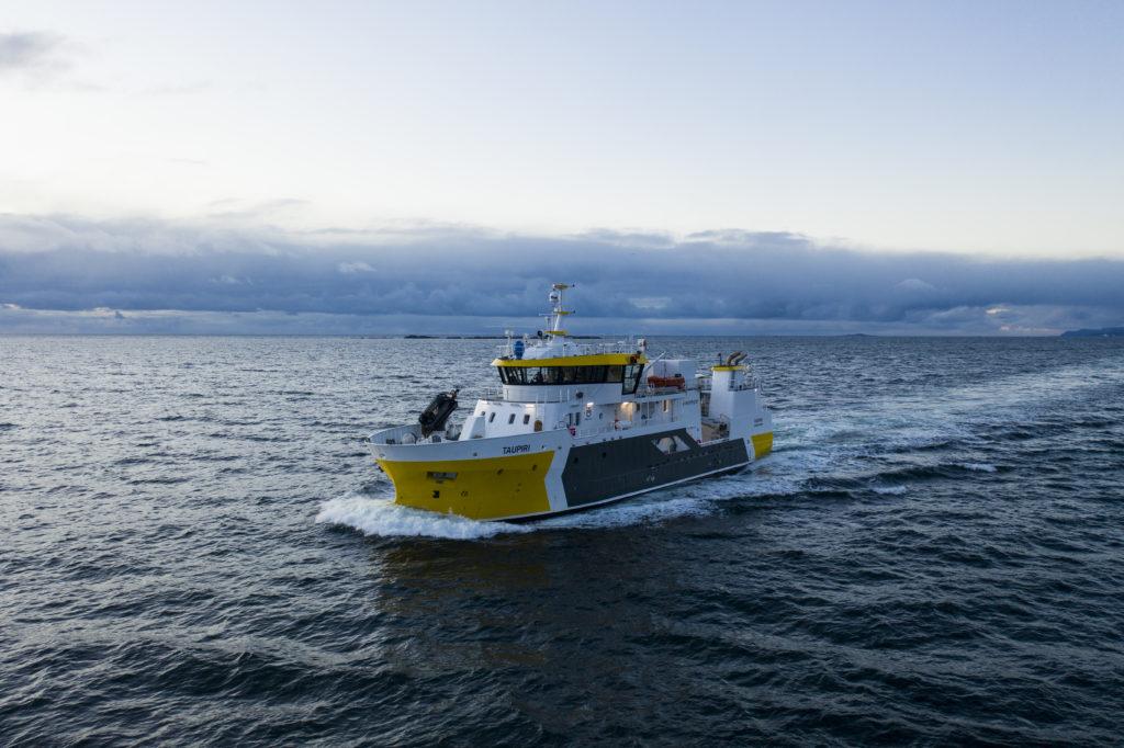 Taupiri UAV åpen sjø